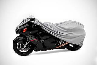 ¡Protege tu Moto! Funda Cobertor de Moto Impermeable