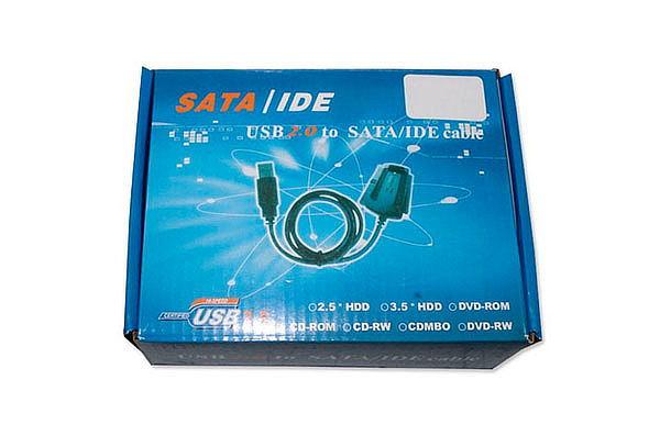 Convertidor Ide / Sata a Usb 2.0