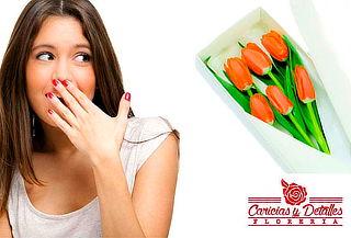 ¡Sorprende a quien Amas! Rosas o Tulipanes