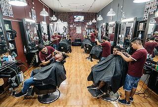 ¡Un Toque Distinto! Corte y Más - La Barbería