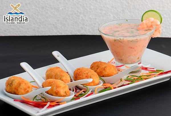 ¡Delicioso! Buffet Marino y Criollo en ISLANDIA Chorrillos