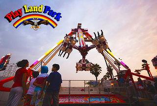¡Diversión Asegurada! Pulsera Ilimitada en Play Land Park