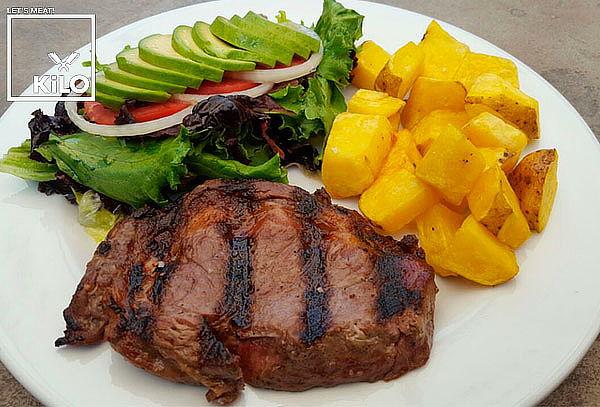 ¡Delicioso Almuerzo o Cena para Dos! en Kilo
