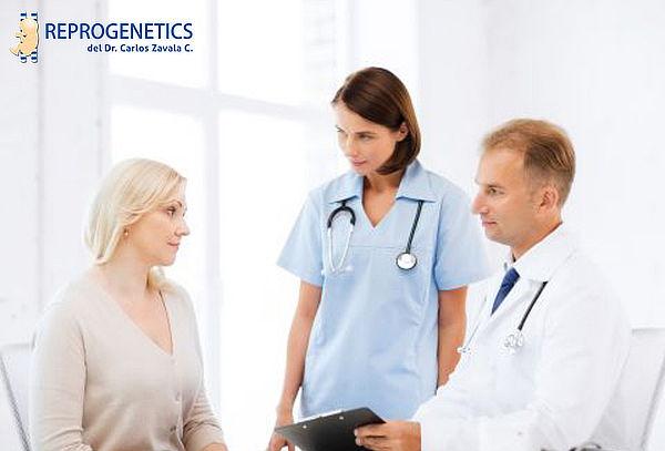 Chequeo Ginecológico Completo en Reprogenetics