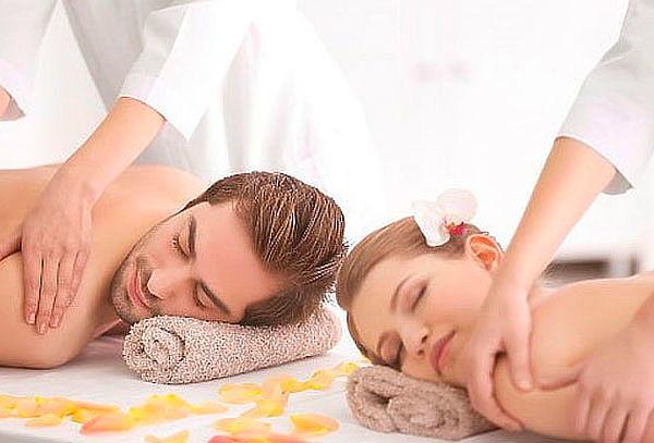Sweet Spa Para 1 o 2 - Masaje Cuerpo Completo y Más