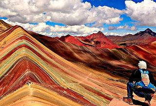 Tour a la Montaña Arcoíris, Montaña de Colores o Vinicunca
