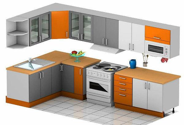 Asesoramiento de Diseño 3D en Diseño de Cocina | Ofertop