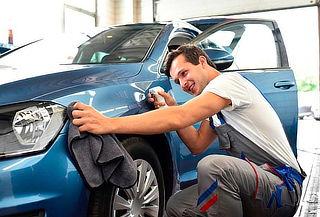 ¡Auto Impecable! Lavado de Salón para Auto y Camioneta