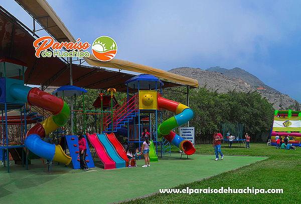 ¡Paraiso de Huachipa! Full Day para 2 + Almuerzo y Mucho Más