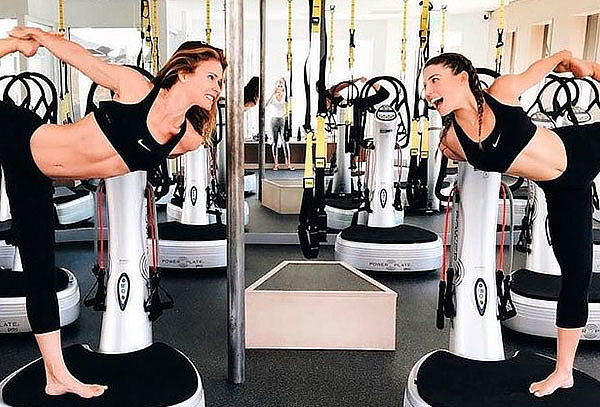 ¡Power Plate Training! Elige entre 4, 6 u 8 Clases