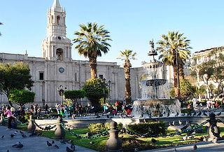 ¡Ciudad Blanca! City Tour en Arequipa y Más