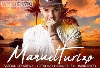 ♫Voy Buscando una Lady♫ Manuel Turizo en Concierto ¡CORRE!