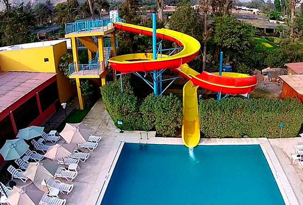 PERU VS DINAMARCA!!  Full Day para Rancho Aventura Park
