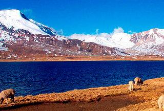 Full Day Canta + Cordillera de la Viuda + Laguna 8 Colores