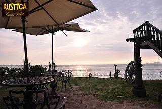 ¡Cena para 02 frente al mar! Parrilla ó Pastas+ Vino +Postre