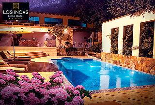 Pasa una Noche Inolvidable! en Los Incas Lima Hotel