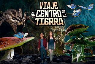VIAJE AL CENTRO DE LA TIERRA en MegaPlaza