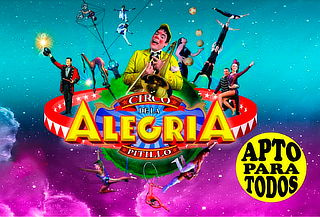 2x1 - El Circo de La Alegría de Pitillo - 18 y 19 AGOSTO