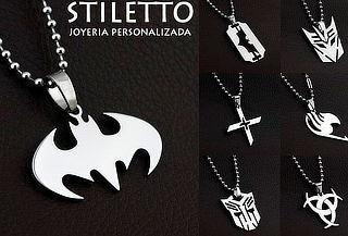16151ea36af6 ¡Mejor precio! ¡Para todos los Gustos! Collar de Superheroes