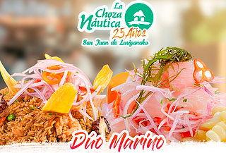 """""""Dúo Marino"""" en La choza Náutica de San Juan de Lurigancho"""
