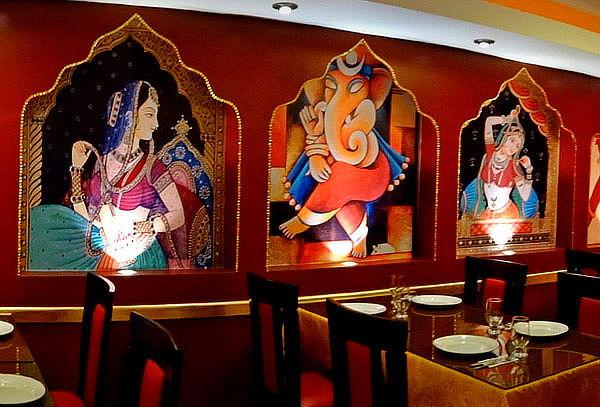 Almuerzo en GURU Indian & Pakistani Cuisine