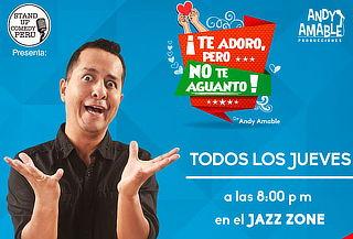 """2x1 - """"Te Adoro Pero No Te Aguanto"""" - Jazz Zone"""
