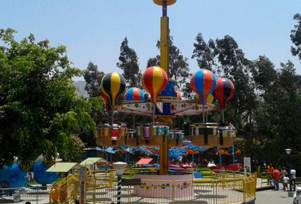 ¡Día en Familia! Full Day para Rancho Aventura Park