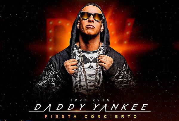 SOLO x HOY ¡Daddy Yankee en Concierto! Artistas Invitados