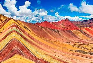 Full Day Montaña Arco Iris con Perú Leisure Travel