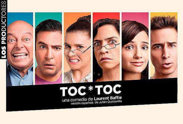 TOC*TOC: La Comedia del Año en el Teatro Luiggi Pirandello