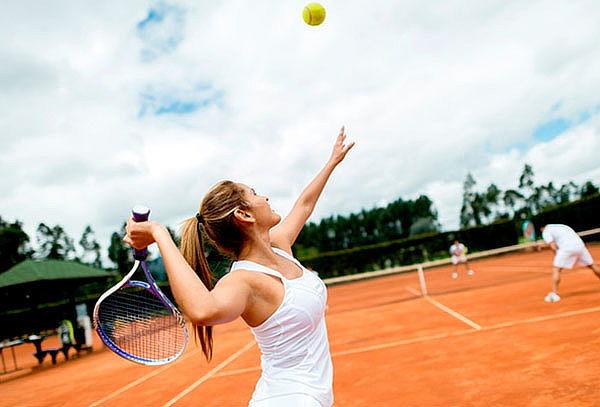 Clases de tenis para ninos de 4 a 6 anos