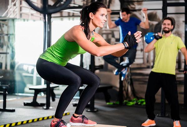Promoción Body Gym desde S  99.00. Hasta 50% descuento  9f5b3fe568c