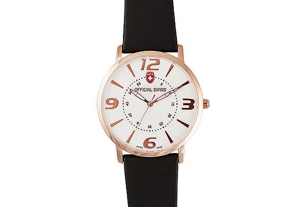 ¡De Lujo! Reloj Official Swiss® para Dama + Envío Gratis