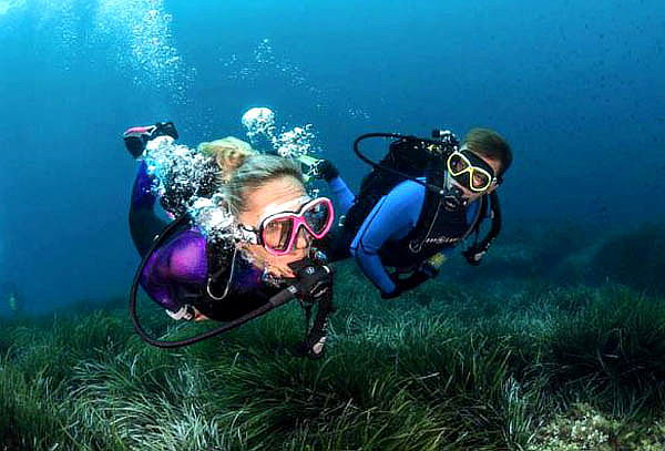 Curso PADI Discover Scuba Diving + 3 Fotos para 1 Personas