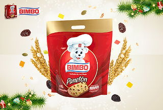 ¡Paneton Bimbo! Disfruta las Fiestas con un Sabor  Único