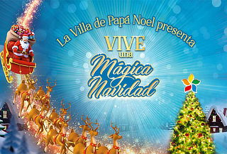 ¡Entrada a Villa de Papa Noel + Traslado + Mundo Nieve!