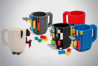 ¡Taza Mug LEGO! ¡Lleva el color que más te guste!