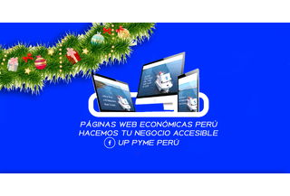 Páginas Web Económicas Perú AUTOADMINISTRABLE