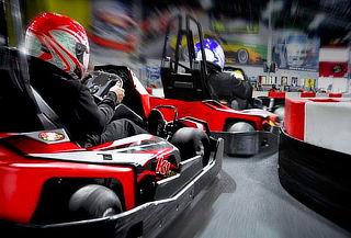 Karts ¡Full Adrenalina! LA MOLINA / LIMA NORTE - Elige Sede