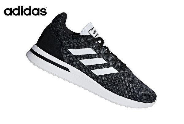 Zapatilla Adidas Run70s Para Hombre - Negro
