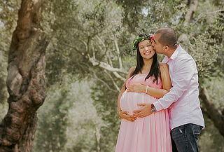 Sesión de Fotos para Embarazadas, Familia, Mascotas y Más