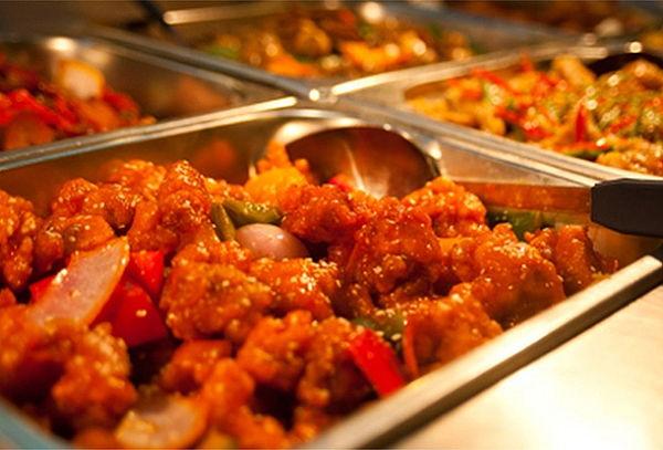 Buffet Internacional Mandarín
