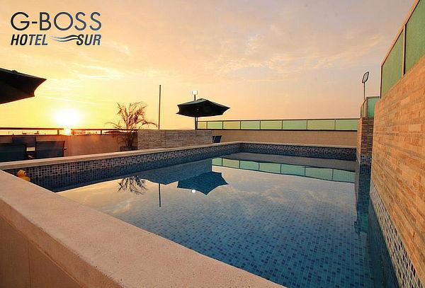 ¡Veranea en Playa Pulpos! Piscina + Hospedaje -Hotel G-Boss