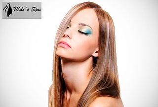 ¡Cuidado del Cabello! Botox Capilar + Corte de Puntas y Más