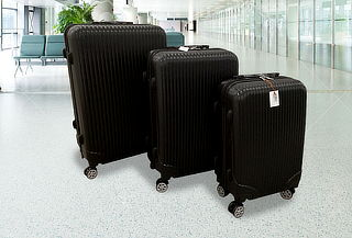 ¡A Viajar! Pack de 3 Maletas 360°
