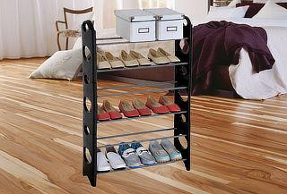 Mueble Organizador de Zapatos para 12 Pares