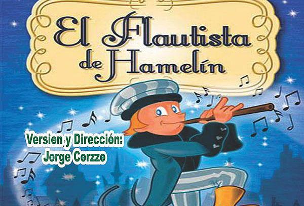 """Show para Niños """"El Flautista de Hamelin"""""""