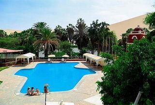 Hotel para 2 en Ica- Buffet Incluido- DM Hoteles
