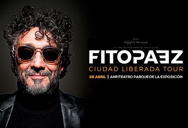 ¡FITO PAEZ en Concierto! - El Mejor Show en VIVO -ELIGE ZONA