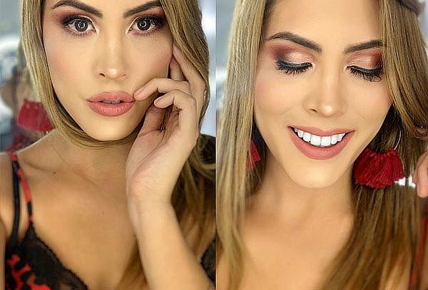 Maquillaje Profesional + Peinado + Pestañas